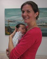 Baby H., 6 semaines